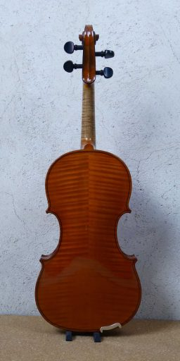 AR00255 2 256x512 - Violon Francais, fait main d'après Guarnerius - Luthier à la Roche Sur Foron