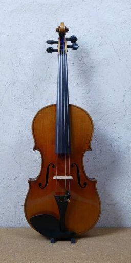 D115 1 256x512 - Alto Allemand vers 1930 - Luthier à la Roche Sur Foron