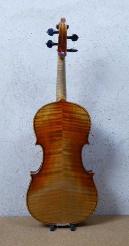 D115 2 256x489 - Alto Allemand vers 1930 - Luthier à la Roche Sur Foron