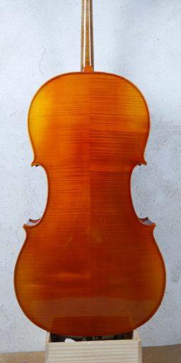 DPV222 2 256x512 - Violoncelle Allemand fini main,  Benedikt L. 1988 - Luthier à la Roche Sur Foron