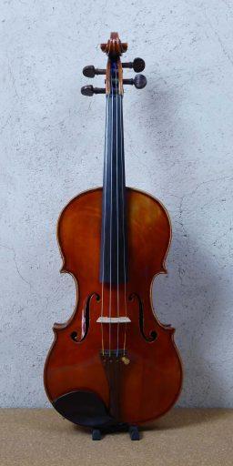 H010R 2 256x512 - Violon Hongrois, vers 1940, inspiration Italienne - Luthier à la Roche Sur Foron