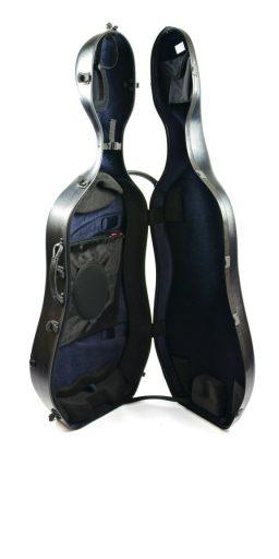 """classic noire1 256x512 - ÉTUI VIOLONCELLE """"CLASSIC"""" BAM - Luthier à la Roche Sur Foron"""