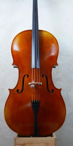 """50300403 2 256x512 - Violoncelle Allemand fini main """"Semmlinger III"""" - Luthier à la Roche Sur Foron"""