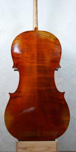 """50300403 5 256x512 - Violoncelle Allemand fini main """"Semmlinger III"""" - Luthier à la Roche Sur Foron"""