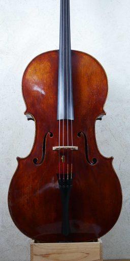 AR00322 2 256x512 - Violoncelle Français fait main à l'atelier,  copie d'ancien - Luthier à la Roche Sur Foron