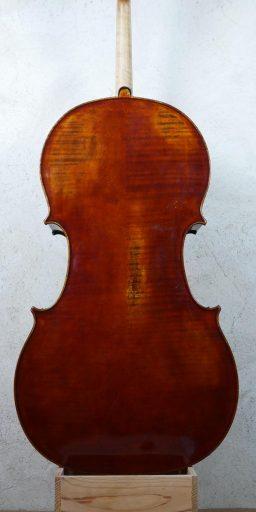 AR00322 5 256x512 - Violoncelle Français fait main à l'atelier,  copie d'ancien - Luthier à la Roche Sur Foron