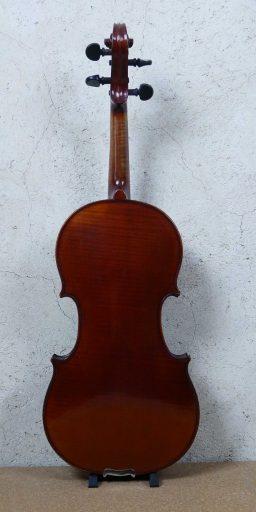 """DPV233 4 256x512 - Violon Français, fait main """"F. Pillement"""" - Luthier à la Roche Sur Foron"""