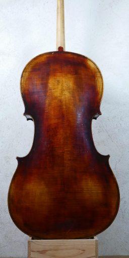 DPV242 5 256x512 - Violoncelle Français ancien,  JTL en copie de Guarneri - Luthier à la Roche Sur Foron