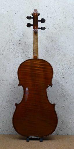 DPV244 2 256x512 - Violon de Collin Mezin 1919 - Luthier à la Roche Sur Foron
