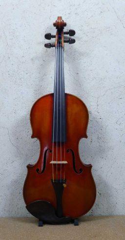 DPV248 6 256x489 - Violon Paul Blanchard 1900 - Luthier à la Roche Sur Foron