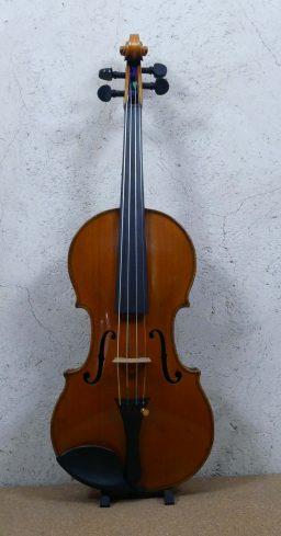 DPV249 1 256x489 - Violon Vieux Paris du XVIII - Luthier à la Roche Sur Foron