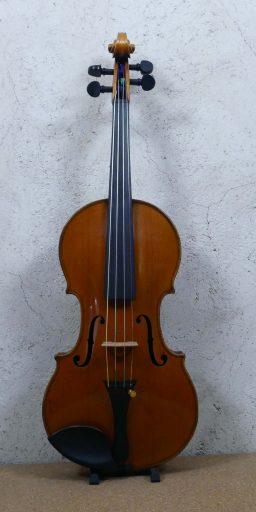 DPV249 1 256x512 - Violon Vieux Paris du XVIII - Luthier à la Roche Sur Foron
