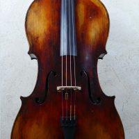 DPV242 33 200x200 - Violoncelle Français ancien,  JTL en copie de Guarneri - Luthier à la Roche Sur Foron
