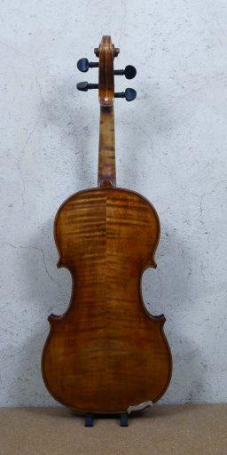 501050 4 256x512 - Violon d'étude année 90 vernis patiné - Luthier à la Roche Sur Foron