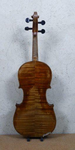 D132 6 256x512 - Violon Allemand en copie d'ancien - Luthier à la Roche Sur Foron