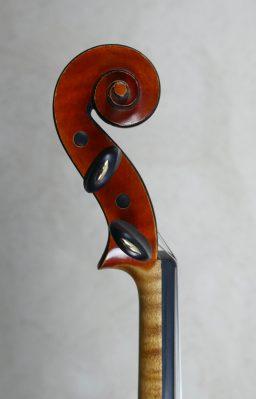 DPV256 5 256x399 - Violon de Charles Bailly 1938 - Luthier à la Roche Sur Foron