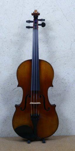 AR00405 2 256x512 - Violon Français d'après Georg Kloz - Luthier à la Roche Sur Foron