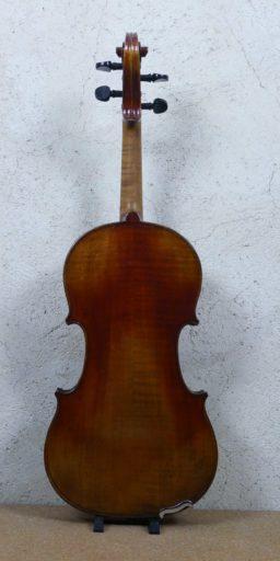 AR00405 4 256x512 - Violon Français d'après Georg Kloz - Luthier à la Roche Sur Foron