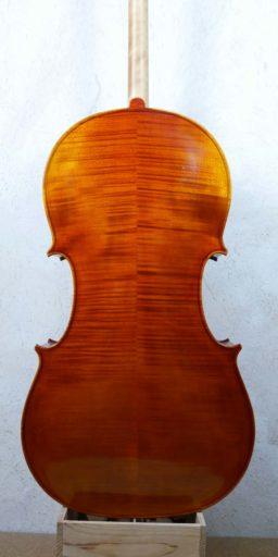 DPV250 4 256x512 - Violoncelle Allemand R. Paesold 1993 - Luthier à la Roche Sur Foron
