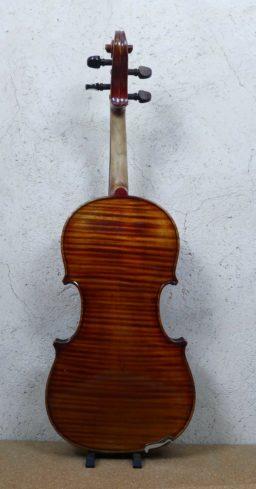 DPV258 3 256x489 - Violon de Charles Bailly 1945 - Luthier à la Roche Sur Foron