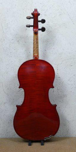 """DPV259 5 256x512 - Violon Français """"H. Clotelle"""" - Luthier à la Roche Sur Foron"""