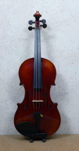 DPV263 2 256x489 - Violon de Amédée Dieudonné 1938 - Luthier à la Roche Sur Foron