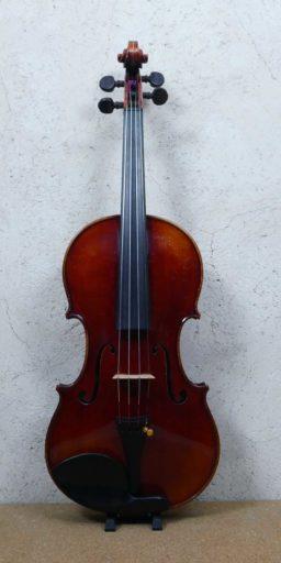 DPV263 2 256x512 - Violon de Amédée Dieudonné 1938 - Luthier à la Roche Sur Foron