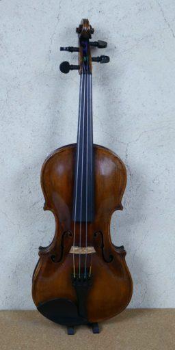 AR00263 1 256x512 - Violon Allemand copie Stainer début 1900 - Luthier à la Roche Sur Foron