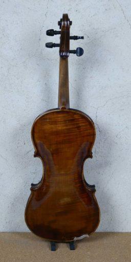 AR00263 2 256x512 - Violon Allemand copie Stainer début 1900 - Luthier à la Roche Sur Foron