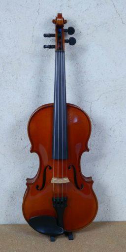DPV264 1 256x512 - Violon Allemand sans étiquette - Luthier à la Roche Sur Foron