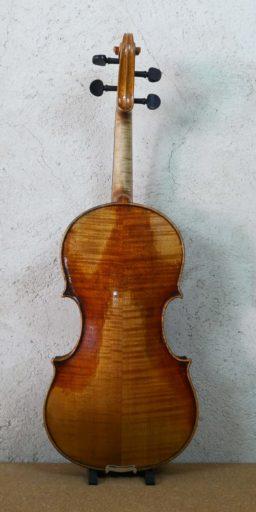 DVP2641 256x512 - Violon de Caussin en copie de Guarnerius - Luthier à la Roche Sur Foron