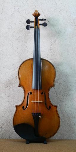 DVP2642 256x512 - Violon de Caussin en copie de Guarnerius - Luthier à la Roche Sur Foron
