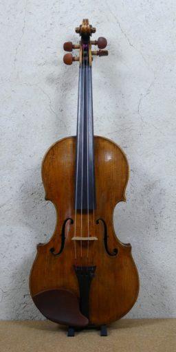 P1060491 256x512 - Violon de Frebrunet XVIIIème - Luthier à la Roche Sur Foron