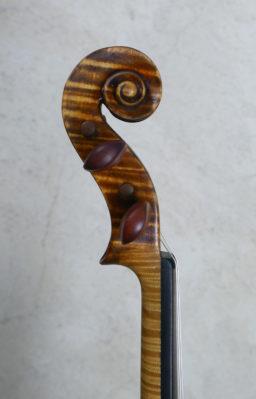 P1060495 256x399 - Violon de Frebrunet XVIIIème - Luthier à la Roche Sur Foron