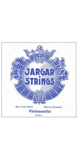 Jargar Bleu medium 256x512 - Cordes Jargar Violoncelle. - Luthier à la Roche Sur Foron