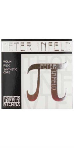 Jeu Peter infeld 1 1 256x512 - Cordes Peter Infeld- Thomastik - Luthier à la Roche Sur Foron