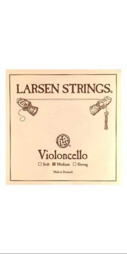 cello Larsen medium 256x512 - Cordes - Larsen Strings - Luthier à la Roche Sur Foron