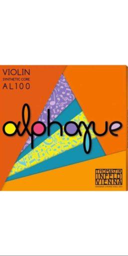"""jeu alphayue 256x512 - Cordes """"Alphayue"""" pour violon- Violin - Luthier à la Roche Sur Foron"""