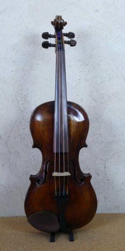 AR00533 2 256x512 - Violon Allemand en copie début XXème - Luthier à la Roche Sur Foron