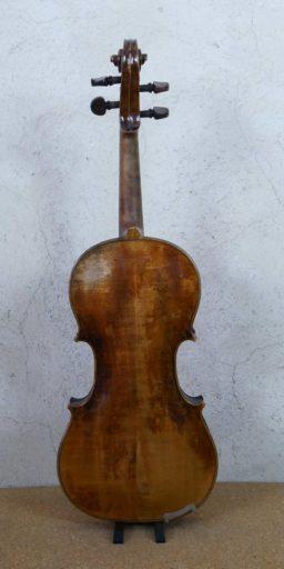AR00533 3 256x512 - Violon Allemand en copie début XXème - Luthier à la Roche Sur Foron