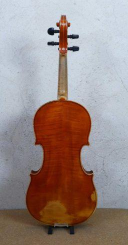 DPV269 3 256x489 - Violon copie de Guiseppe Fiorini - Luthier à la Roche Sur Foron