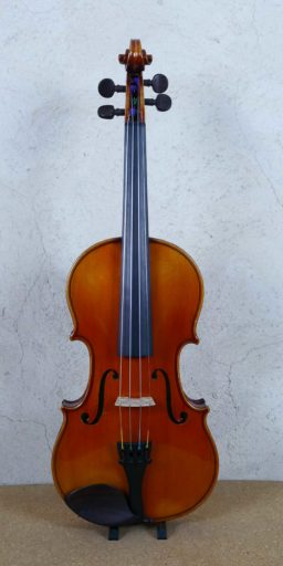 DPV272 1 256x512 - Violon Mirecourt modèle d'après J. B. Vuillaume - Luthier à la Roche Sur Foron
