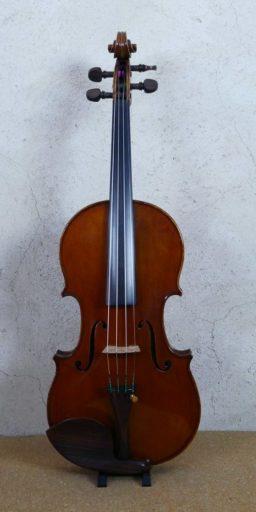 DPV277 1 256x512 - Violon Silvestre et Maucotel à Paris - Luthier à la Roche Sur Foron