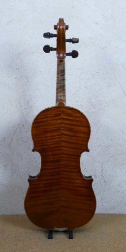 DPV277 2 256x512 - Violon Silvestre et Maucotel à Paris - Luthier à la Roche Sur Foron