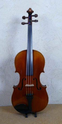 DPV279 1 256x512 - Violon Mirecourt copie de Lupot - Luthier à la Roche Sur Foron