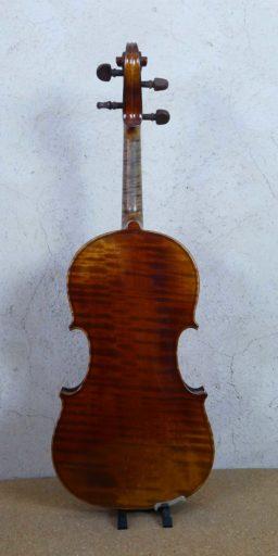 DPV279 2 256x512 - Violon Mirecourt copie de Lupot - Luthier à la Roche Sur Foron