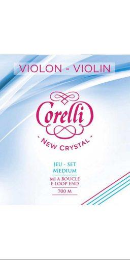 """Corelli New crystal 1 256x512 - Cordes Corelli """"New Crystal"""" - Luthier à la Roche Sur Foron"""