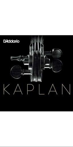 """kaplan Mi Violon 256x512 - Cordes """"KAPLAN"""" D'Addario pour violon. - Luthier à la Roche Sur Foron"""