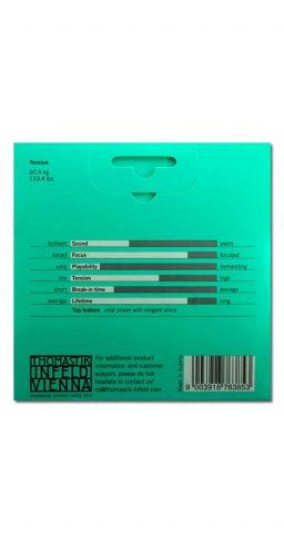 """dos versum solo 256x489 - Cordes """"Versum SOLO- cello"""" pour violoncelle. - Luthier à la Roche Sur Foron"""