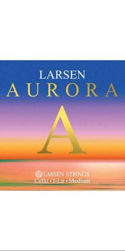 larsen aurora cello medium a 256x512 - Larsen AURORA pour Violoncelle. - Luthier à la Roche Sur Foron